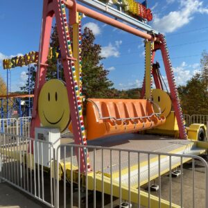 2012 Zamperla Happy Swing