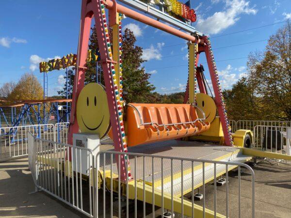 2012 Zamperla Happy Swing