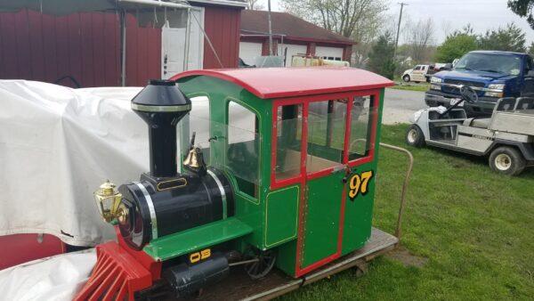 Ward Kiddie Train