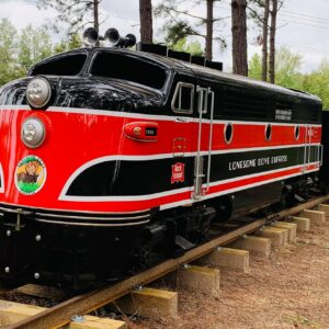 Swanee River Railroad locomotive