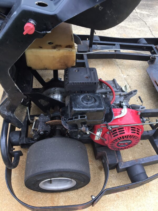Baja Amusements Go-Karts Engine