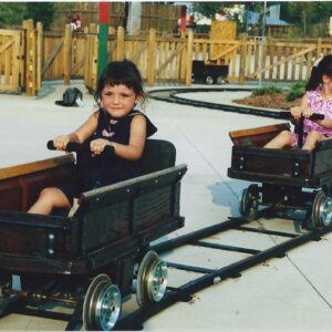 Larson International Kiddie Huff N Puff Hand Cars