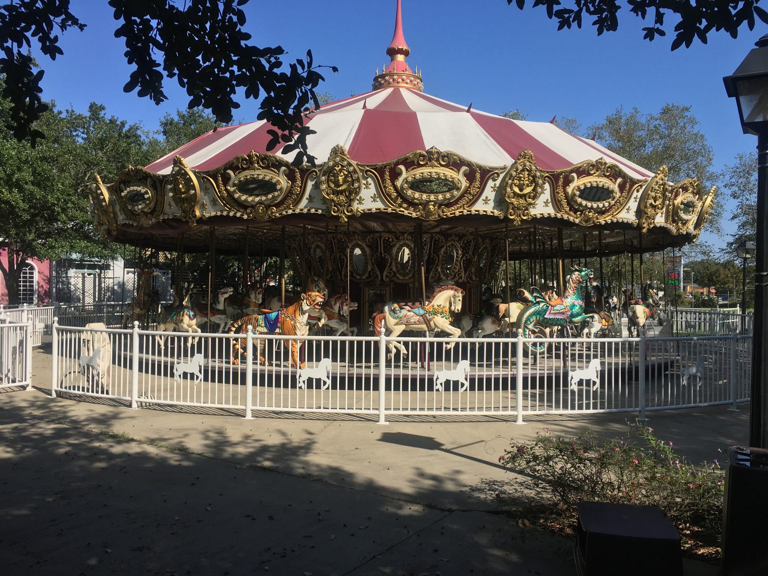 Chance Rides Carousel