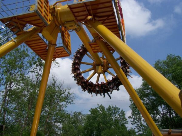 Moser Sidewinder Amusement Ride